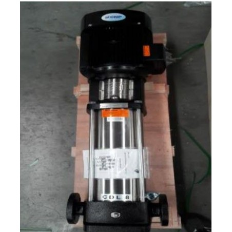 CNP CDL 8-160  7.5 HP 380V Connection 2 x 2 Inch